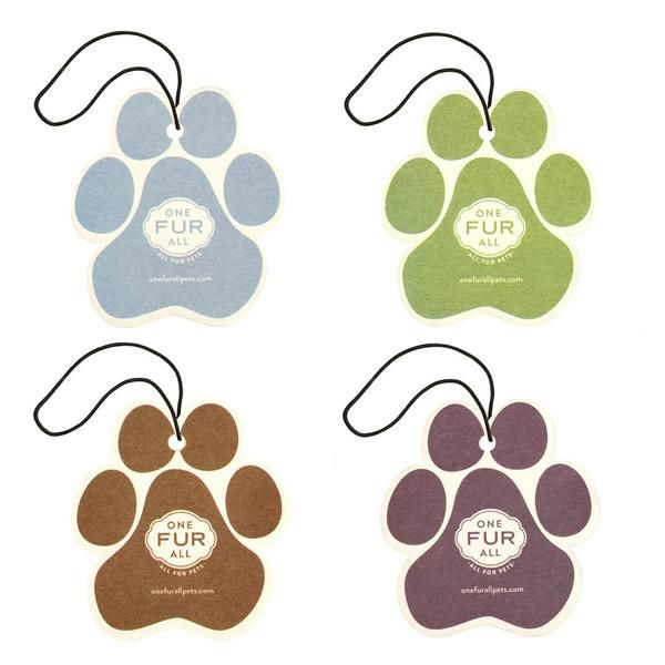 Pet House Car Air Freshener Variety Pack Odor Eliminating Made