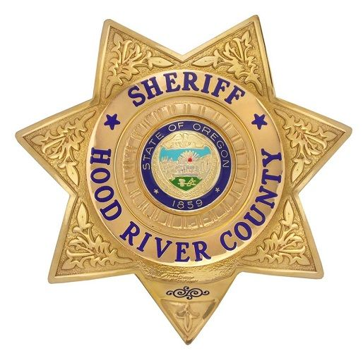 Hood River county Sheriff OR