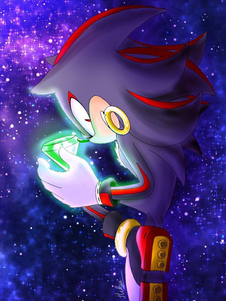Shadow The Ultimate Life Form Hiku S Art Shadow The Hedgehog Sonic Fan Art Sonic And Friends