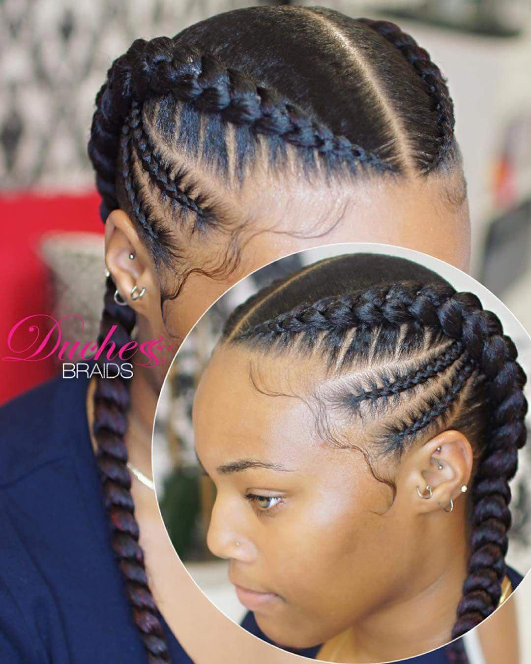 Amazing Easy Natural Hairstyles Easynaturalhairstyles Cornrow Hairstyles Natural Hair Styles Braided Hairstyles
