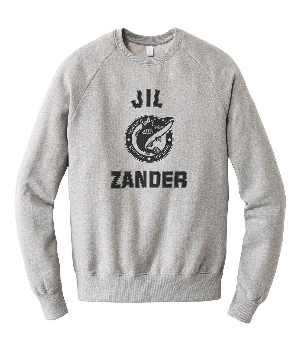 """Fanimal """"Jil Zander""""Sweatshirt in weiß/grau Sweatshirt"""