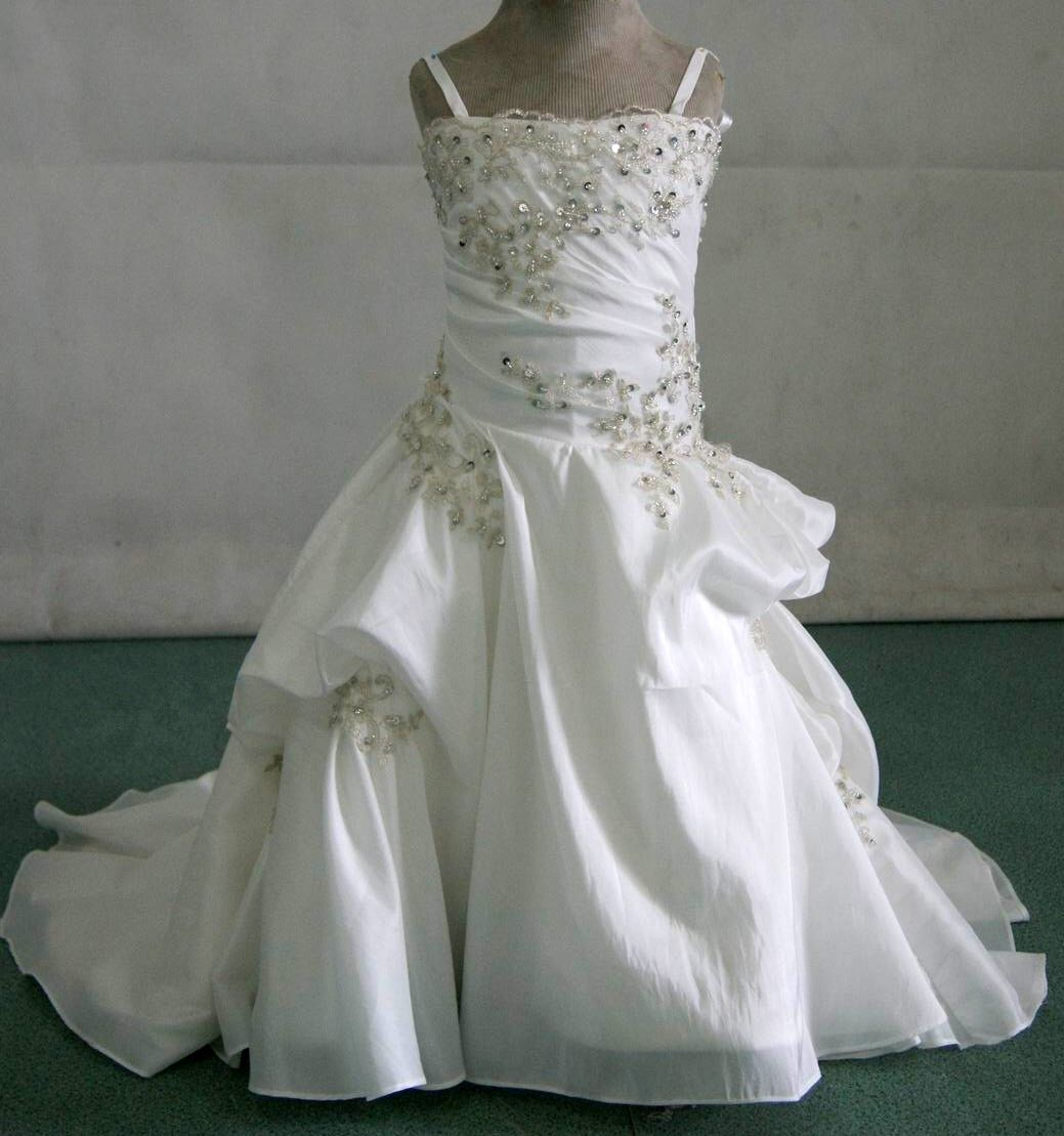 Baby Girl Wedding Dress