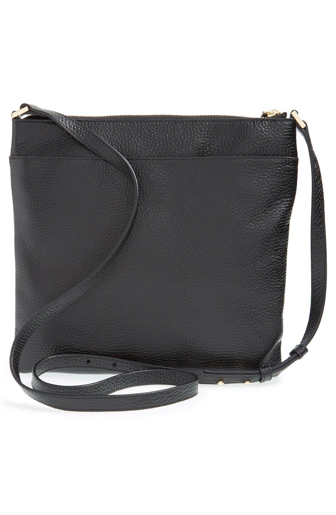 28521c61d86903 Halogen® Tasseled Leather Crossbody Bag | Wish List | Pinterest ...