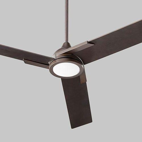 Oxygen Lighting Coda Oiled Bronze 56 Inch Ceiling Fan 3 103 22 In