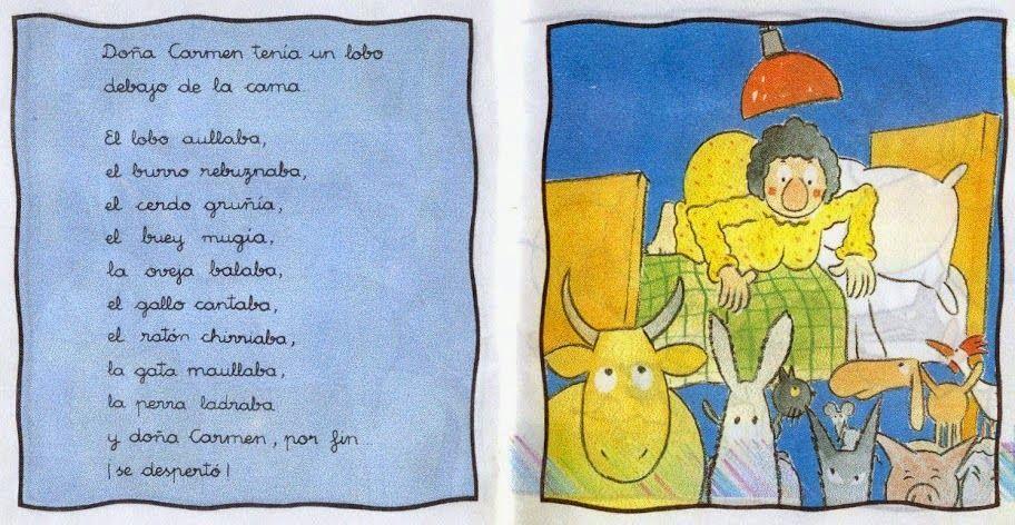Cuentos Infantiles Doña Carmen Cuento Infantiles Cuentos Libros Lectura
