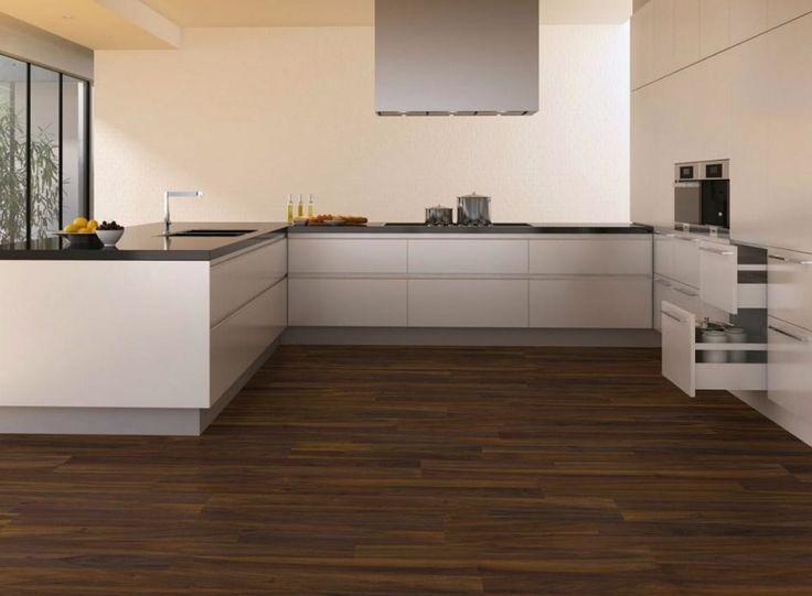 Laminatboden Küche | Küche | Pinterest | Küche, Küchen bodenbelag ...
