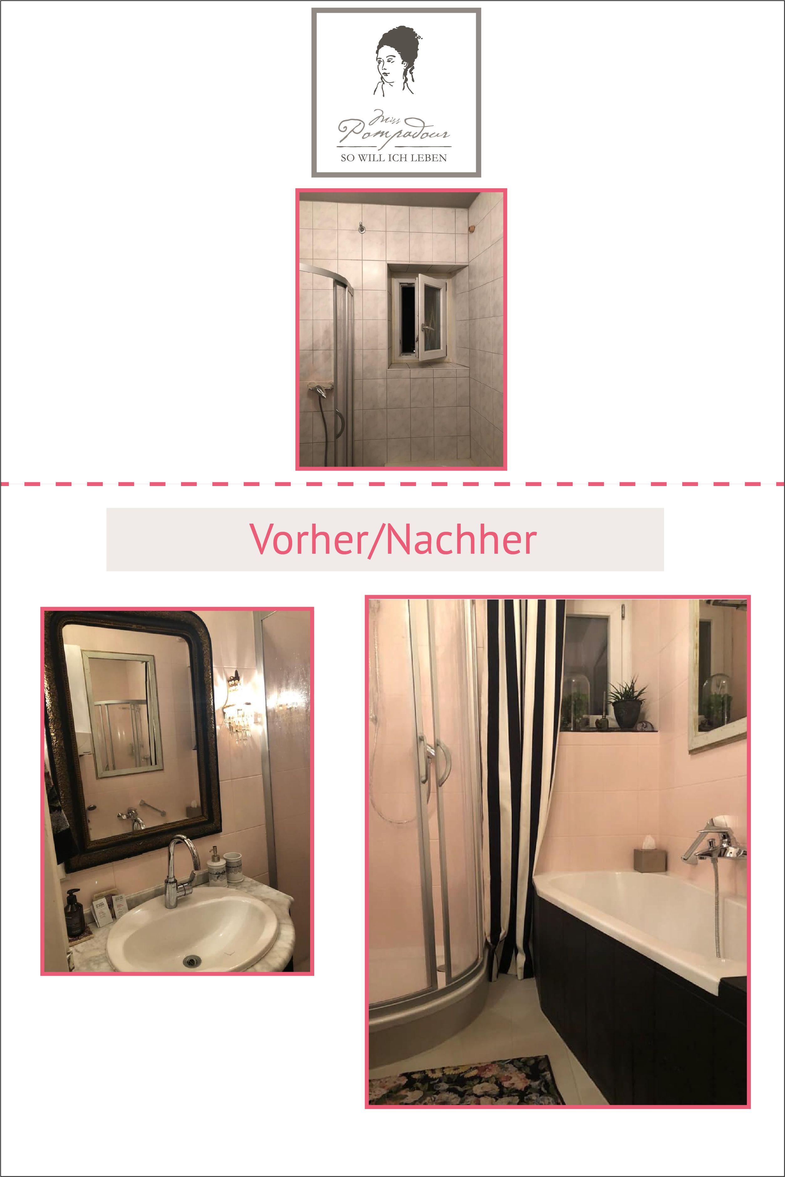 Gestrichen Mit Painting The Past Weiss Und Grau Kleines Bad Einrichten Waschkuchendesign Badewanne Fliesen