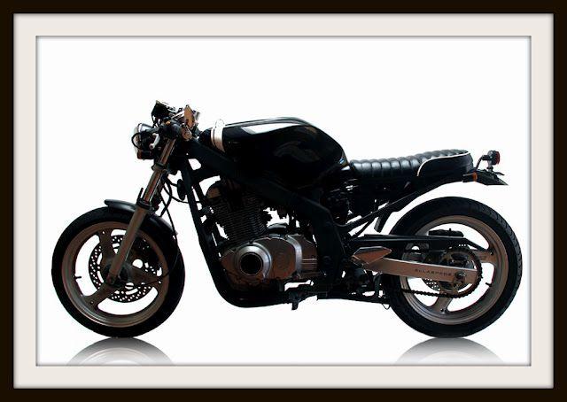 gse 500 custom torch suzuki cafe racer custom bikes motorcycle. Black Bedroom Furniture Sets. Home Design Ideas