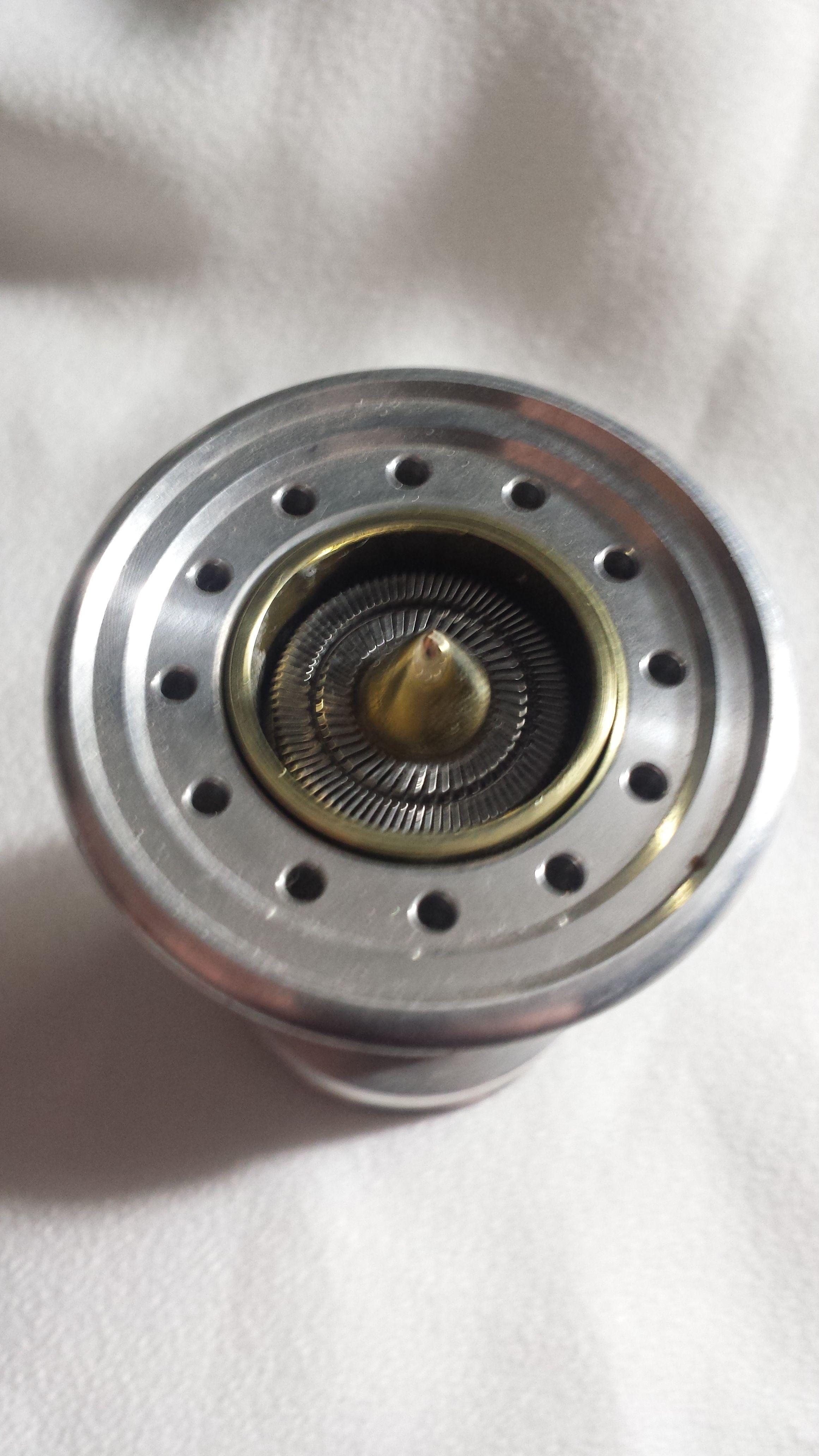 a customer s custom request custom brass spike razor lightsaber