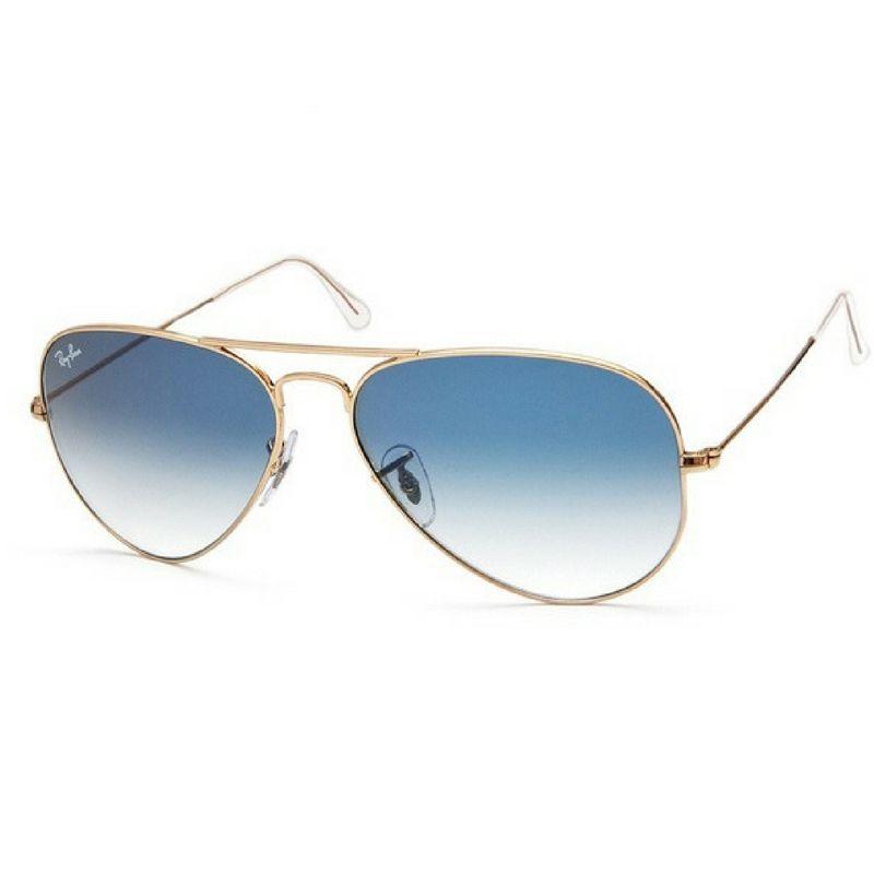 b6c591016 Óculos De Sol Estilo Aviador Masculino Feminino Black Friday ...