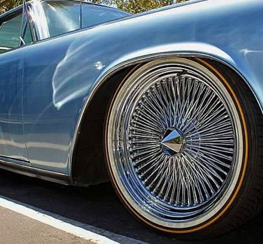 100 Spokes And Vogues Donk Cars Rims For Cars Car Wheels Rims