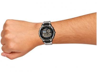 d2e0b829b18 Relógio Masculino Casio Digital - Resistente à Água AE-2100WD-1AVDF com as  melhores