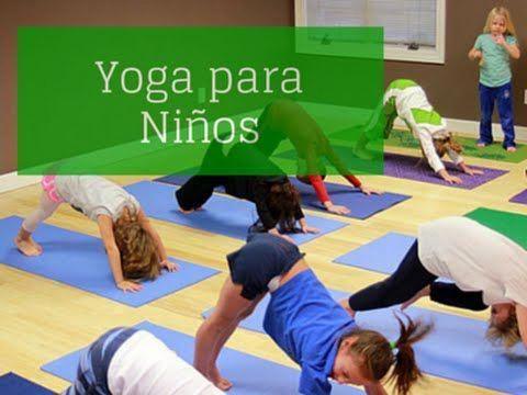 Yoga para Niños en español - YouTube … | Yoga for kids ...