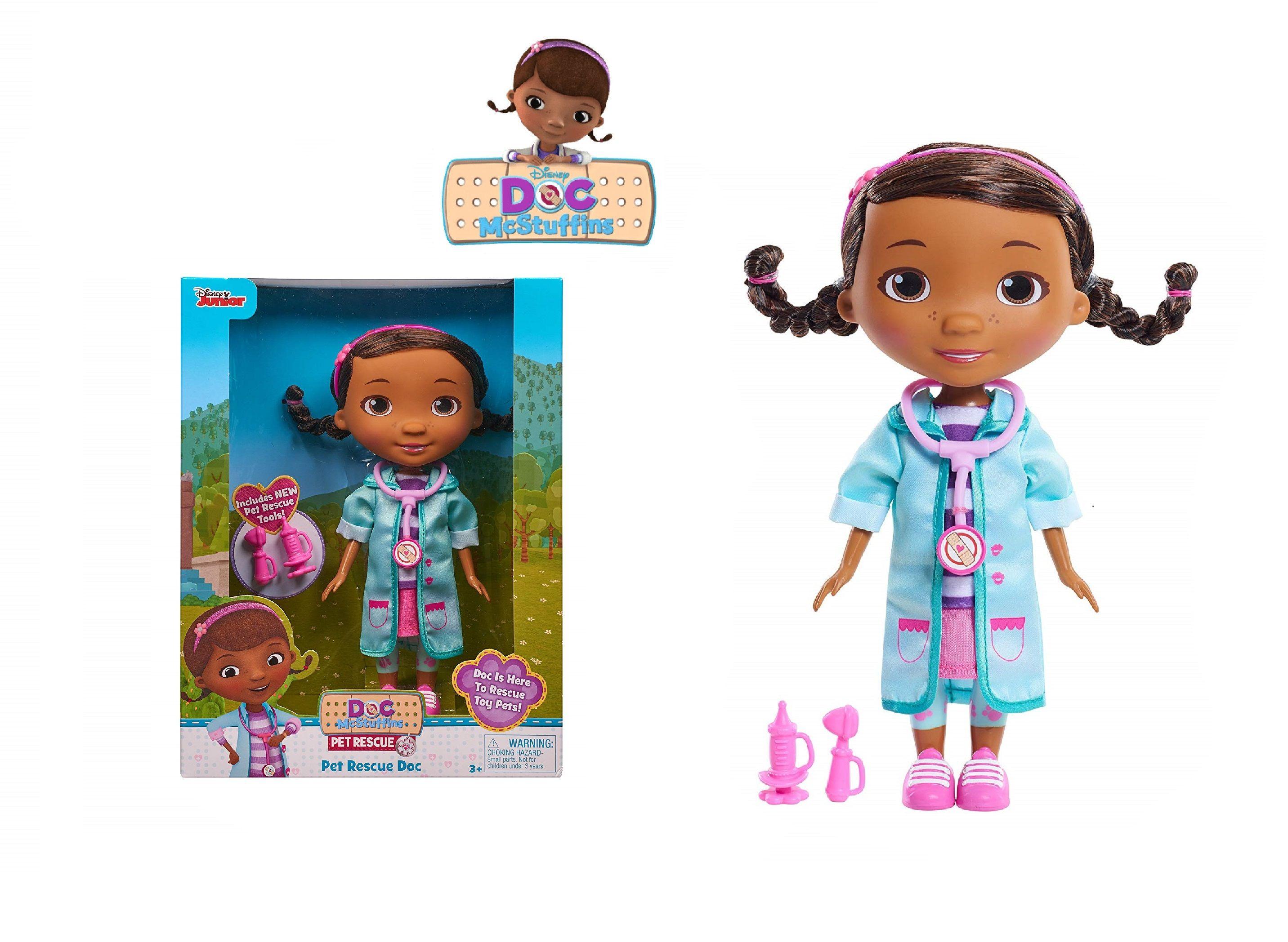 Doctora Dra Juguetes Doc Mc Stuffins Marca Disney 23 Cm Mario Characters Character Princess Peach