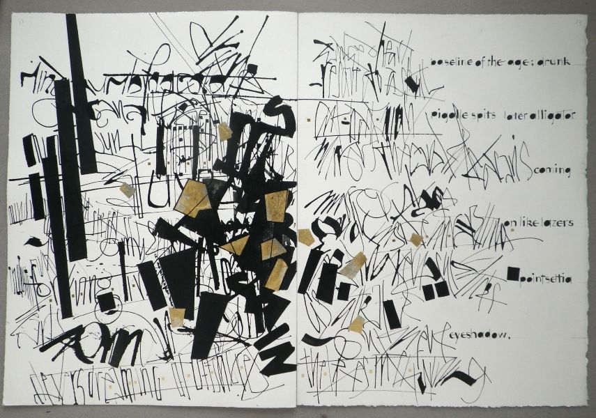 christopher haanes calligraphy - Google Search