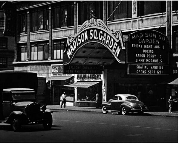 Madison Square Garden 1950u0027s