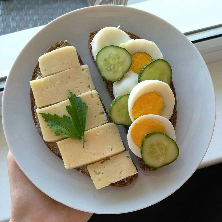 Простые завтраки для похудения