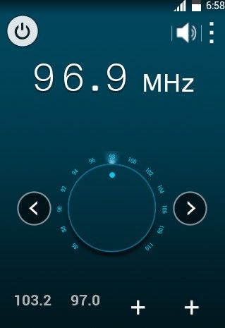 Download the Galaxy S5 FM Radio app for Samsung Galaxy S4 Mini here