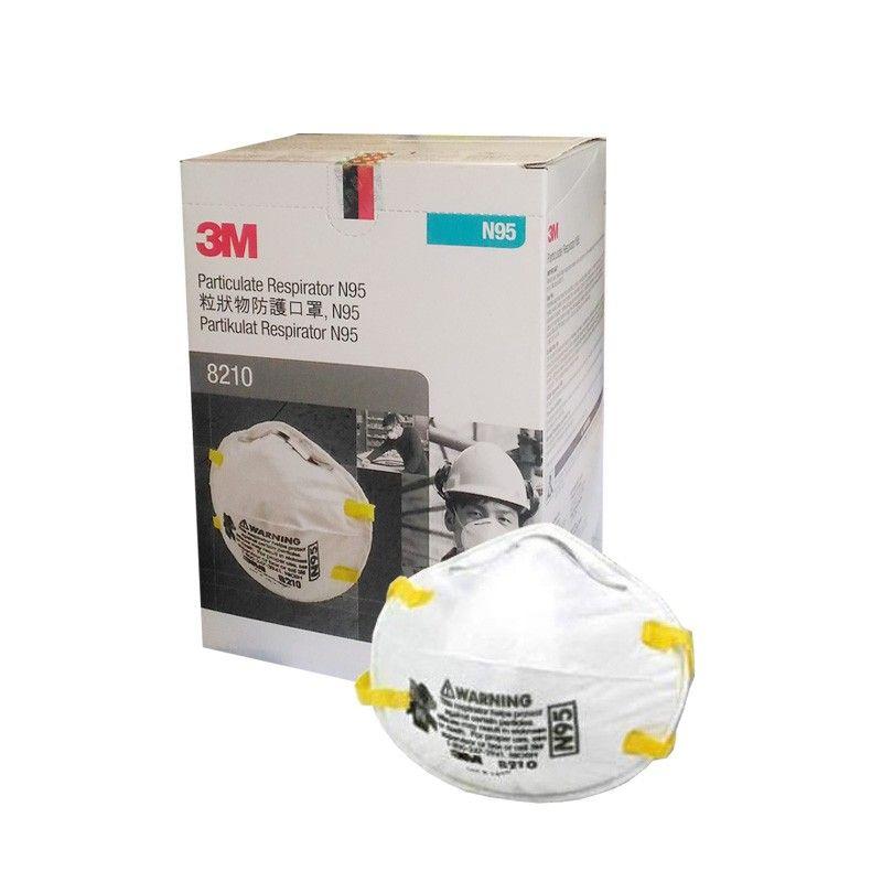 3m n95 particulate respirator 8210 masker debu 3m 20