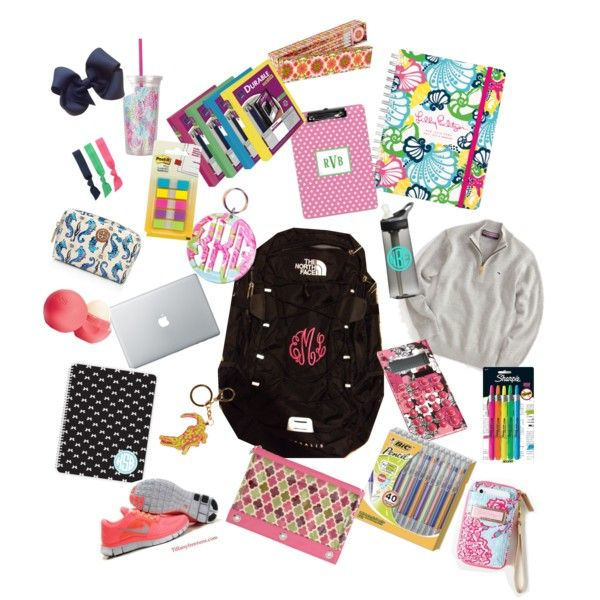 Back to School!!! - Polyvore