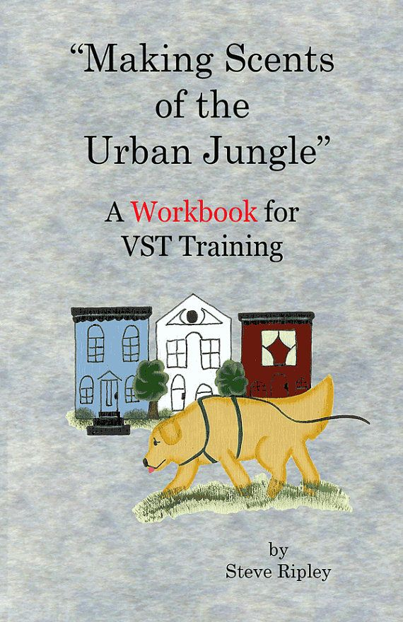 Making Scents Of The Urban Jungle A Workbook For By Pawstopaint