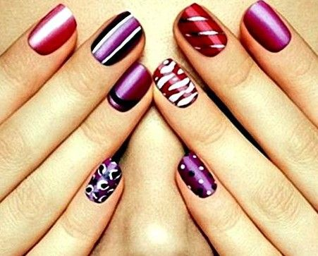 Nail polish design ideas for short nails nails pinterest nail polish design ideas for short nails prinsesfo Image collections