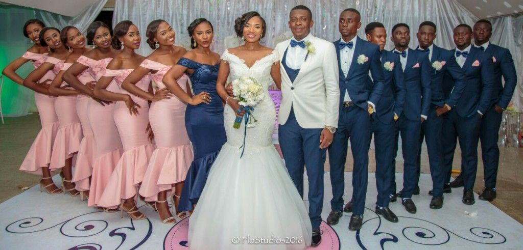 Reginald Lois From Boots To Heels I Do Ghana Wedding Suits Groom African Bridesmaid Dresses Bridesmaid Dresses