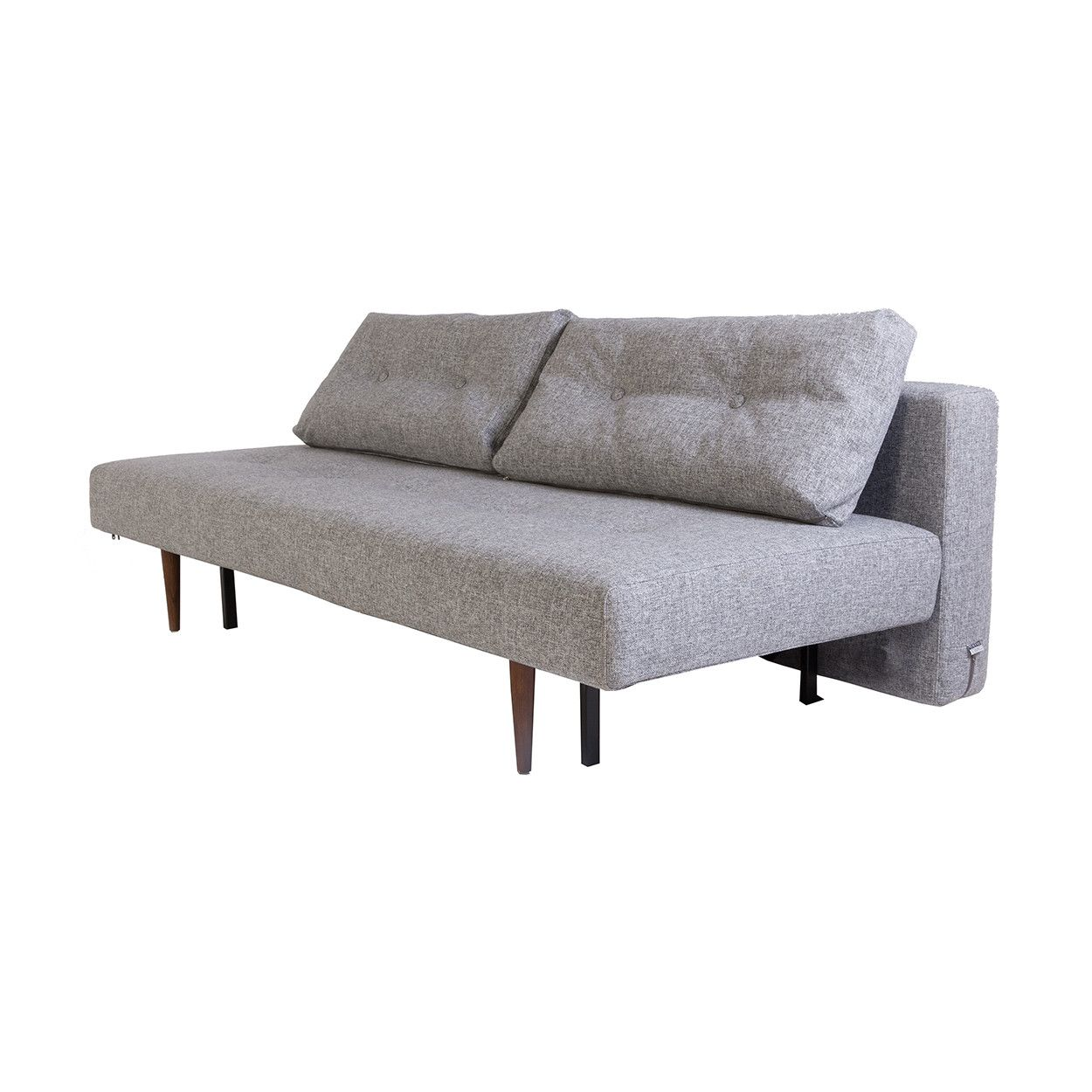 Innovative Rewind Sleeper Sofa Grey Modern Sleeper Sofa