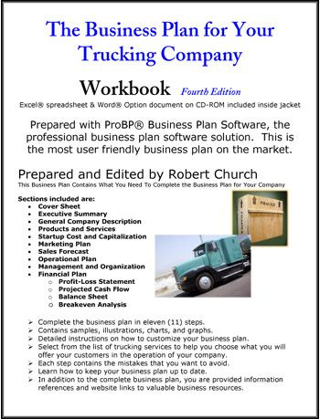 create the documents and spreadsheets you need to manage your trucking company