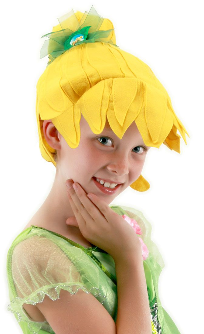 Disney Princess Tinker Bell Child Wig
