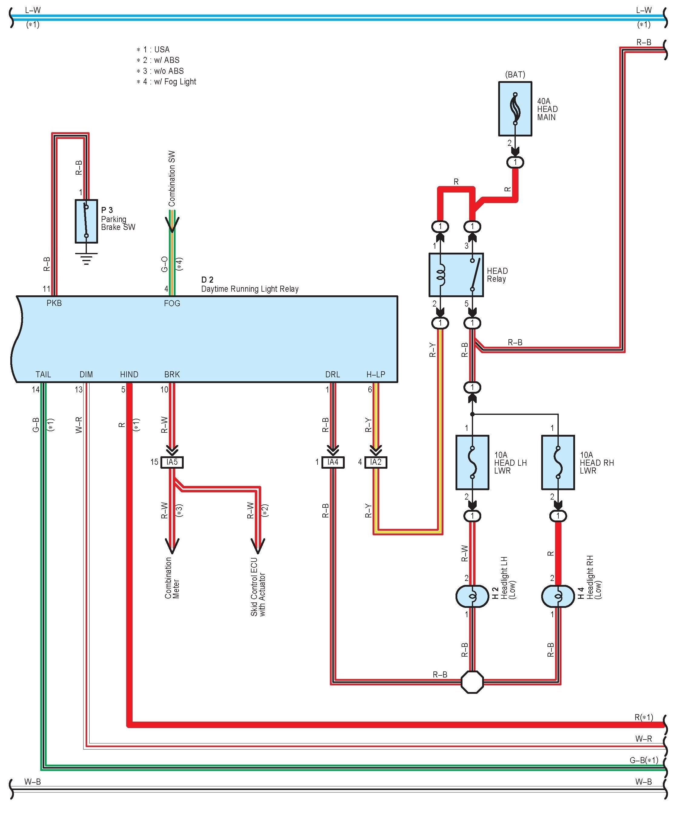 Best Of Wiring Diagram For Daytime Running Lights Diagrams Digramssample Diagramimages Wiringdiagramsample Running Lights Electrical Plan Symbols Daytime