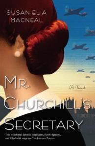Mr.Churchill's Secretary by Susan Elia MacNeal Book Recommendation