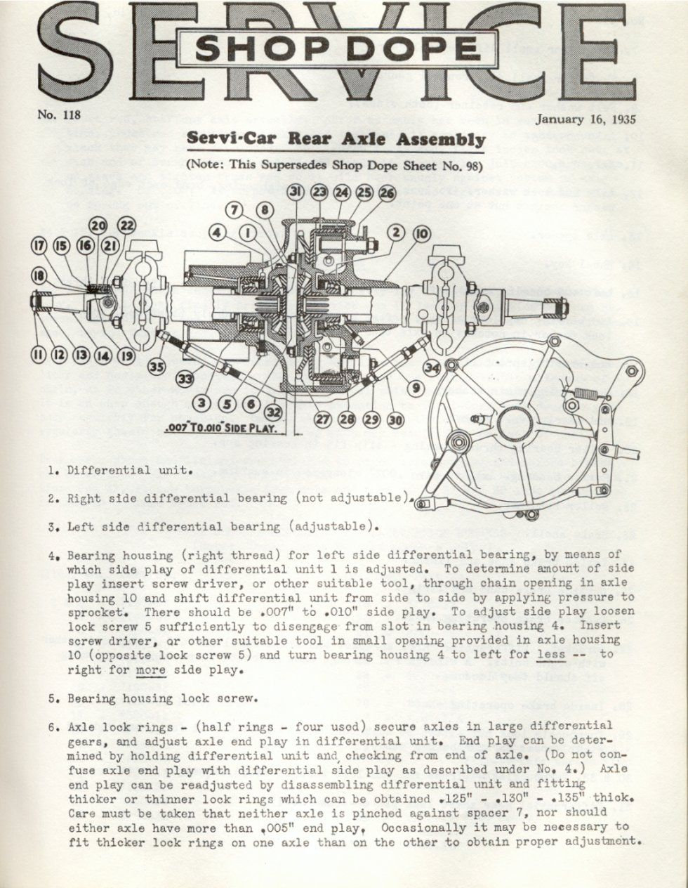 Technical Diagrams and Pictures