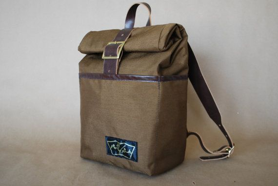85582b5f37e48 The Pannier Backpack with Optional Laptop Sleeve