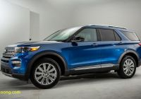 2020 Ford Explorer Elegant 2020 Ford Explorer Hybrid Shoots For