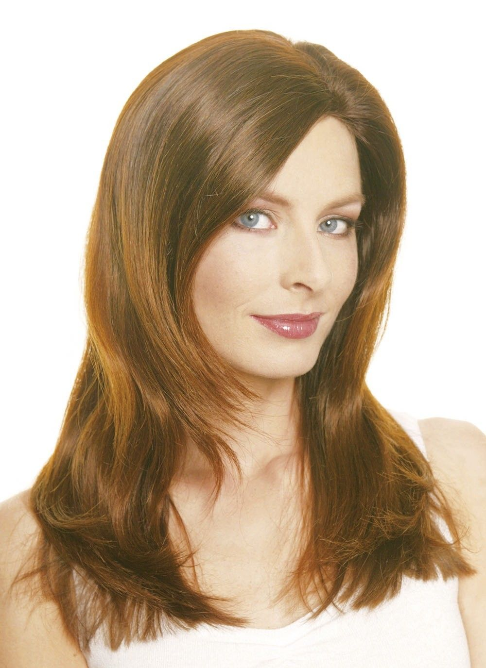 Light Brown Lace Front Wig Uk