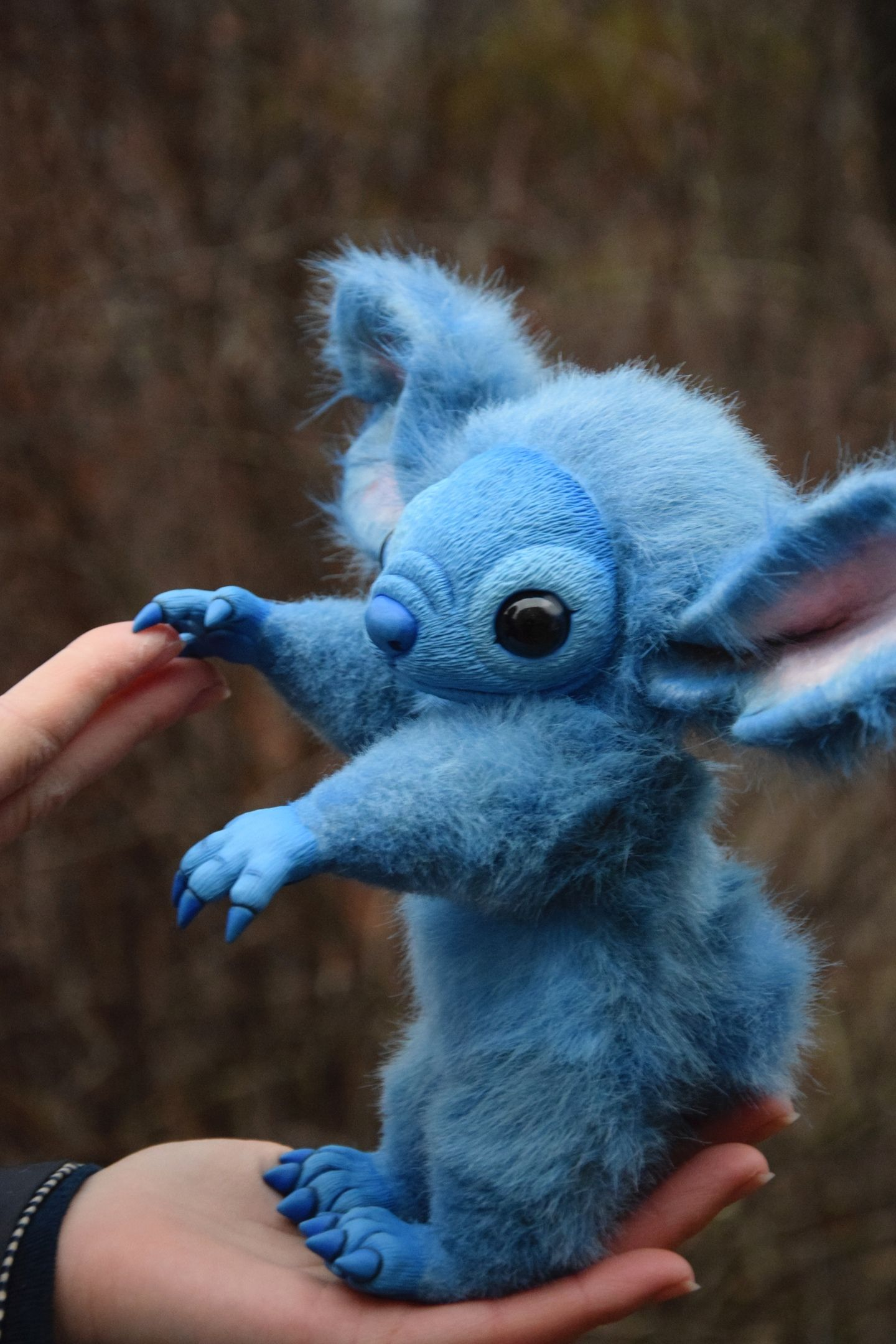 Stitch From Lilo And Stitch Fantasy Creatures Pets Toys From