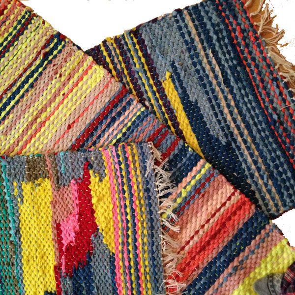 Tapetinhos artesanais
