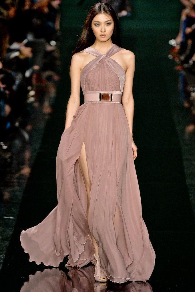 Elie Saab Fall 2014 | Lindo, Vestido maravilloso y Trajes de gala