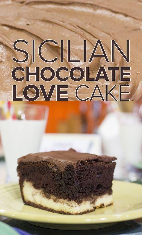 Valerie Bertinelli S Sicilian Love Cake Recipe With Images Love Cake Recipe Desserts