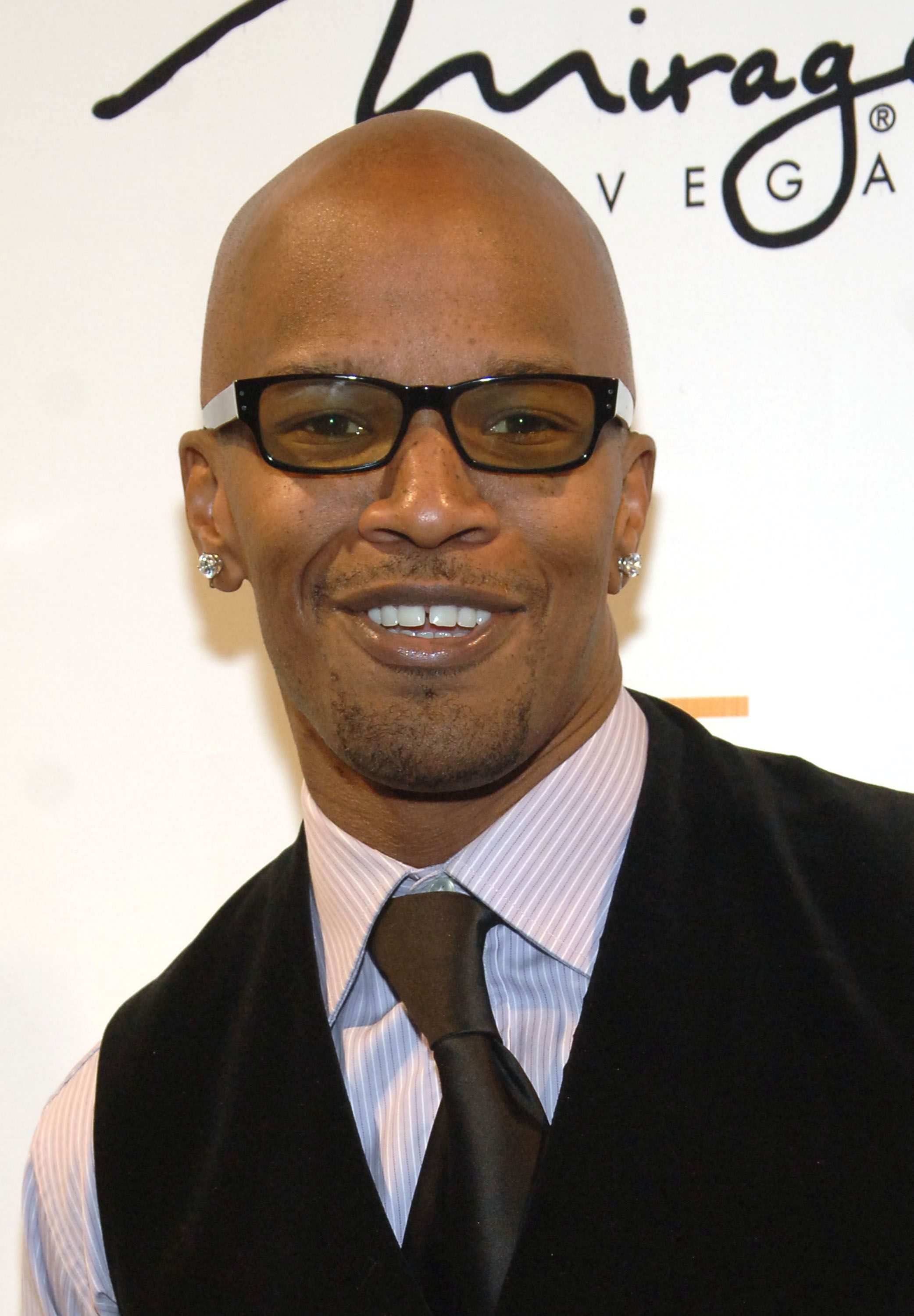 Jean lafont eyeglasses frames - The Talented Jamie Foxx In Tibere Part Of The Reedition Collection By Lafont