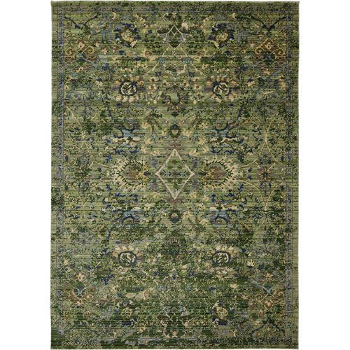 Bravado Bahadir Sage Rectangular 9 Ft 9 In X 12 Ft 8 In Rug In