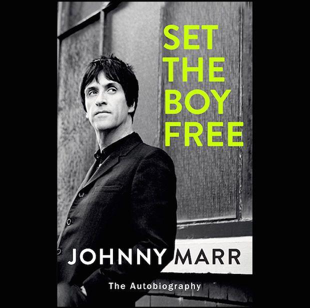 """Canal Electro Rock News: Johnny Marr (EX- The Smiths) lançará sua autobiografia intitulada """"Set The Boy Free"""""""