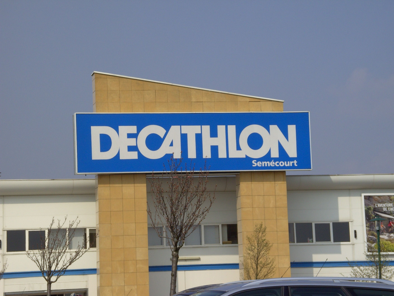 Magasin Décathlon - ZAC d\'Augny à Augny, Lorraine | Caissons en ...