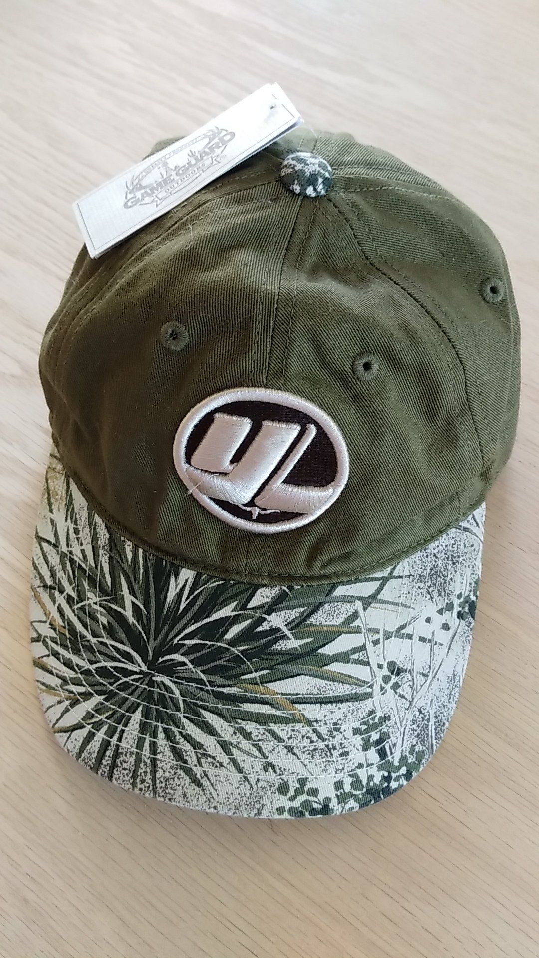 Gameguard Camo Olive cap One size fits all. Gameguard Camo Olive cap One  size fits d0363ab3521