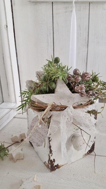 undefined #rustikaleweihnachtentischdeko
