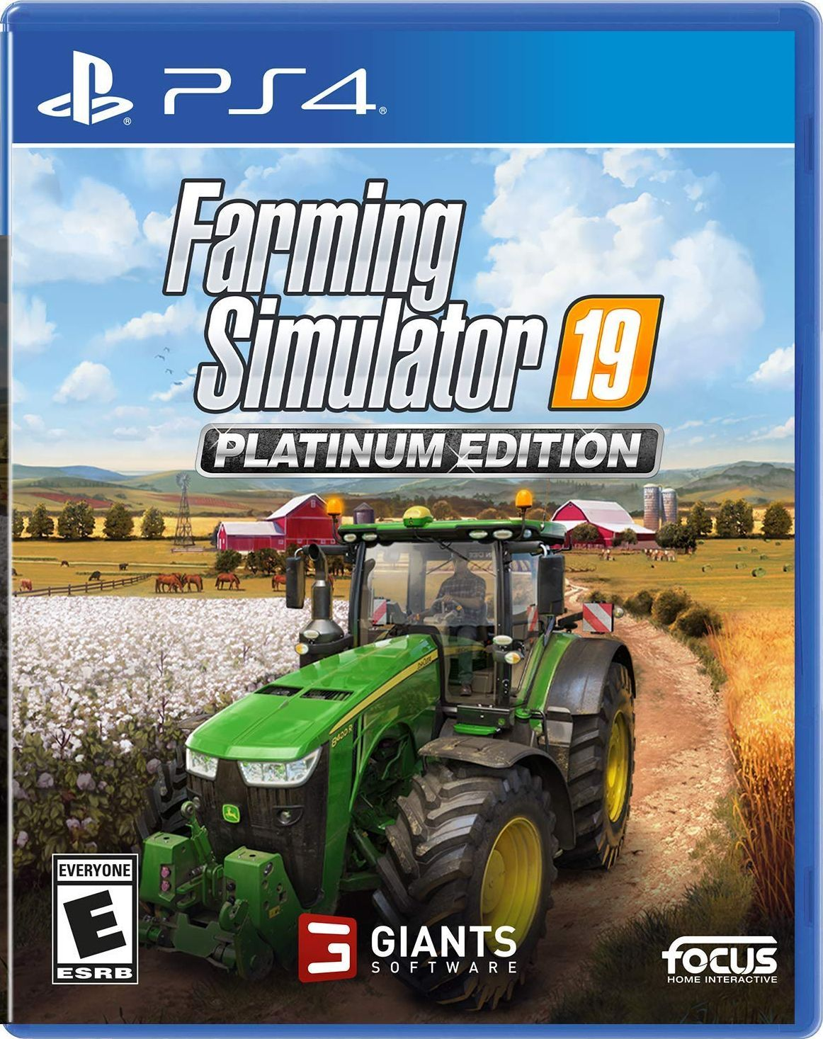 Farming Simulator 19 Platinum Edition Farming simulator