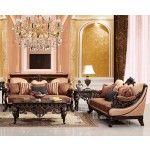 Homey Design - 2 Piece Living Room Set - HD-450-SL