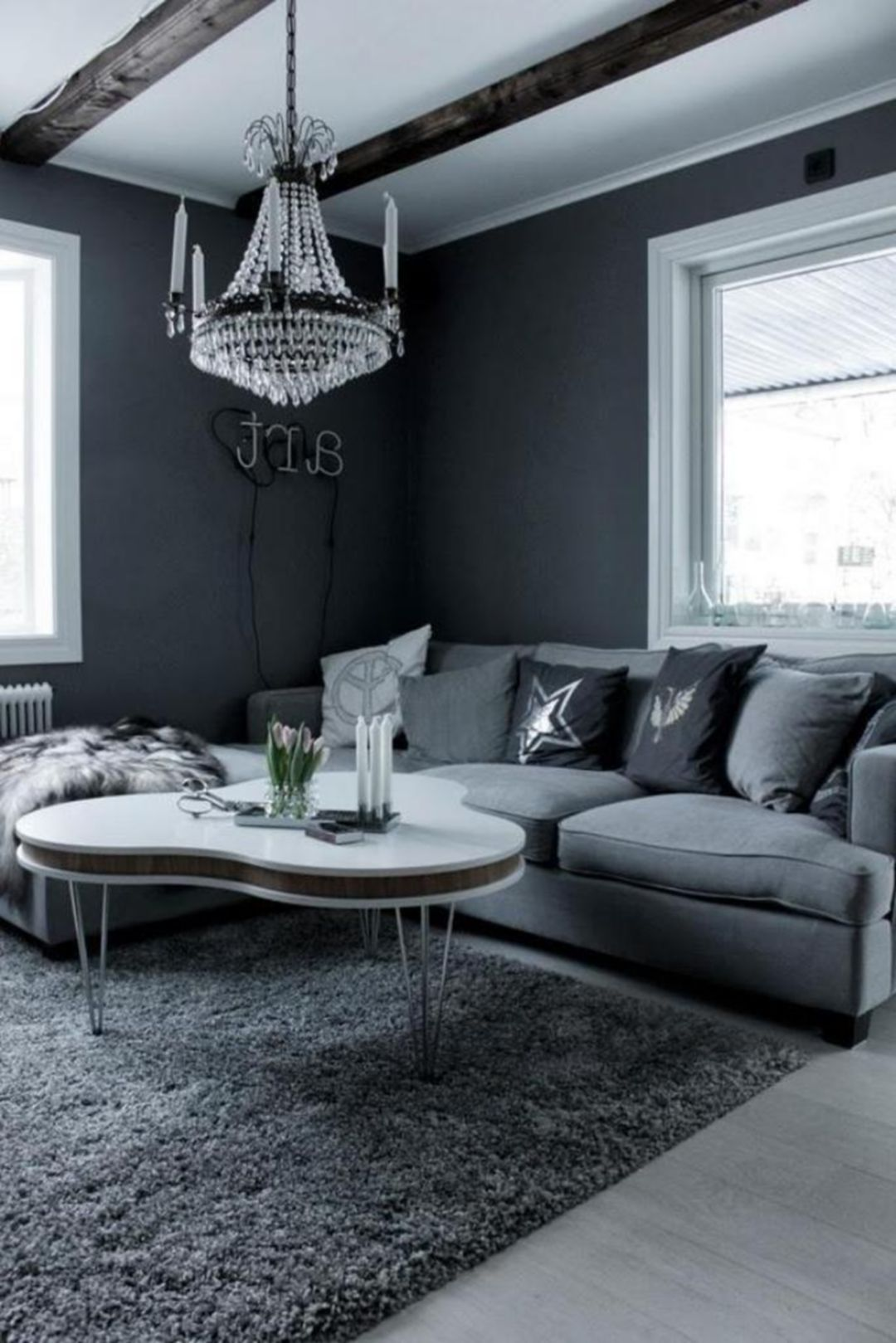 25 gorgeous gray interior paint schemes ideas for your on interior painting ideas color schemes id=91951