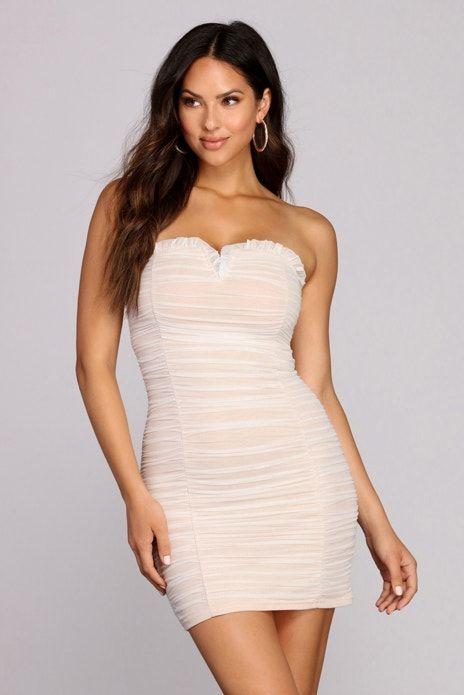 f6a77fbe141b73 Women's Short Dresses | Windsor Store